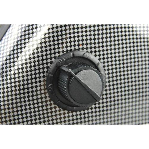 Weber Tools Lashelm Automatisch Dimmend WT-1680-C Carbon Look
