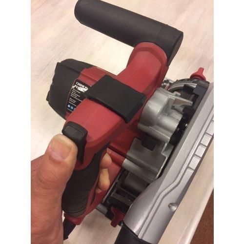 Lumberjack PS165 1200W 165mm plunge cut circular saw & 1400mm track kit
