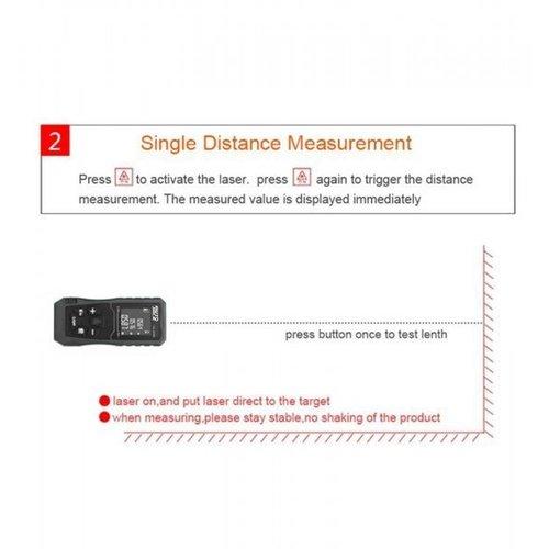 Autojack DL40M digitale meter