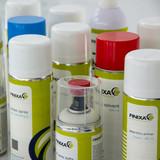 Spray boxes