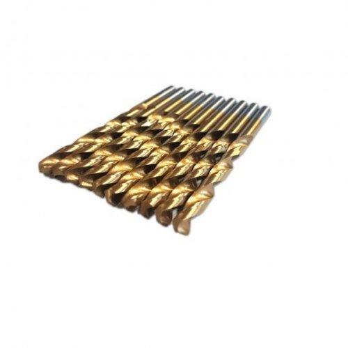 Weber Tools HSS TiN metaalboren per maat 1 - 13 mm
