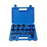 Weber Tools 14 delige Holpijp set met center - WT-3110
