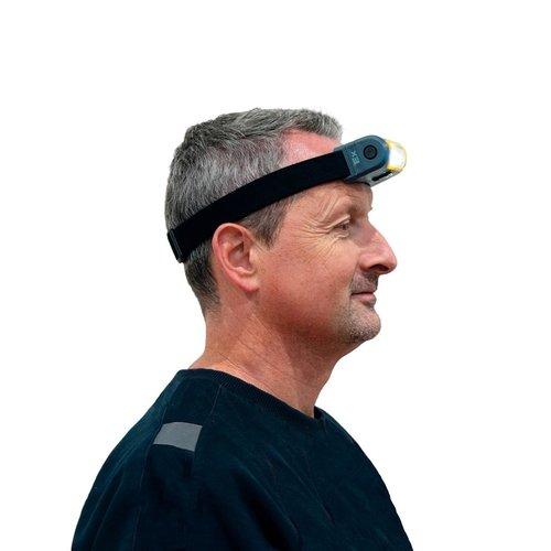 Scangrip hoofdlamp - LED Ex-View - explosievrij