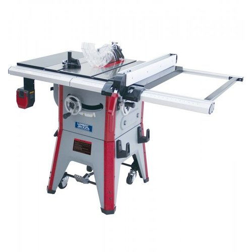 Lumberjack TS1800 cast iron table saw 1800W