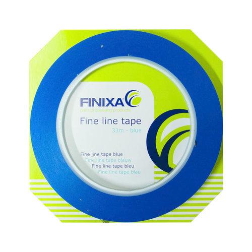 Finixa fine line tape blauw - FOL306 - 6mm