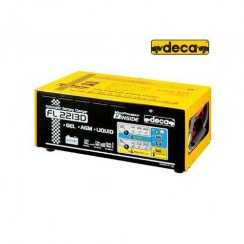 Deca DECA Acculader 22 Amp 6/12/24 Volt