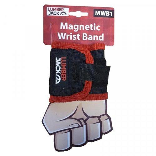 Lumberjack Magnetic Tool Wrist Band - MWB1