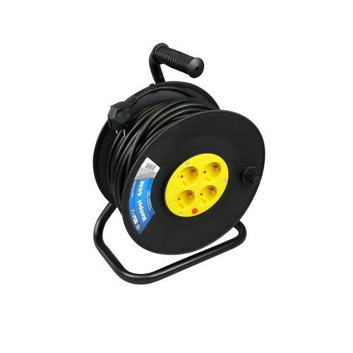 VB Cable Reel 3x1,5mm² with thermal protection - 41052
