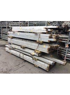 Aluminium blanke Metselprofielen