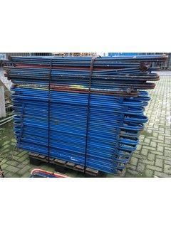 30 stuks Klapschragen (bestaande uit 24 stuks 150cm en 6 stuks 175 cm hoogte)