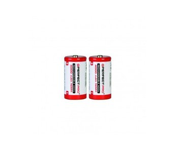 Perfectpro NiMH batterijen 2x C