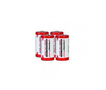 Perfectpro NiMH batterijen 4x C