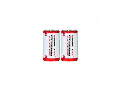Perfectpro NiMH batterijen 2x D