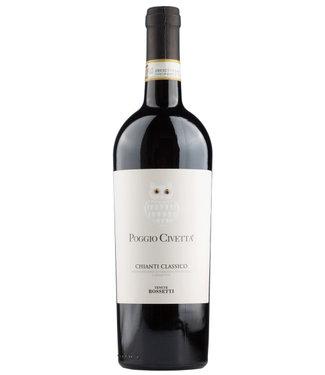 Farnese Vini - Ortona Chieti Italië Tenute Rossetti Poggio Civetta Chianti Classico DOC