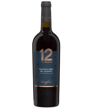 Varvaglione Vigne e Vini - Puglia Italië Varvaglione 12e Mezzo Malvasia Nera