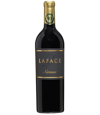 Domaine Lafage - Languedoc Frankrijk Lafage Narassa Cotes Catalanes IGP
