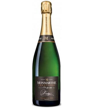 Monmarthe Champagne - Frankrijk Champagne Monmarthe Brut Privilege
