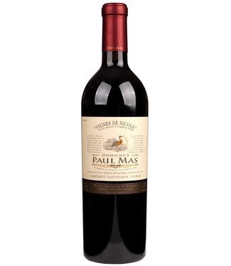 Domaines Paul Mas - Languedoc Frankrijk Paul Mas Vignes de Nicole Cabernet Sauvignon Syrah