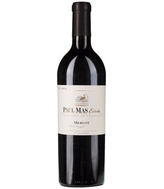 Domaines Paul Mas - Languedoc Frankrijk Paul Mas Reserve Single Vineyard Merlot