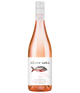 Silver Moki - Nieuw Zeeland Silver Moki Sauvignon Blanc Blush * Naam en etiket vanaf nu Tomtit *