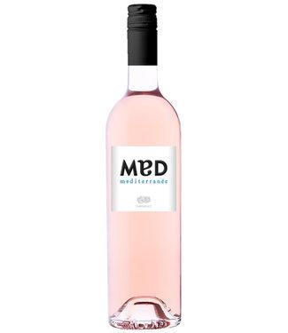 Les Vins Breban - Provence Frankrijk MED  Rose IGP Mediterranee
