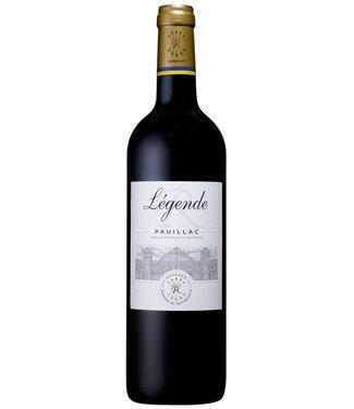 Lafite Rothschild - Bordeaux Frankrijk Legende Pauillac Rothschild Lafite