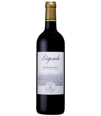 Lafite Rothschild - Bordeaux Frankrijk Legende Bordeaux Rouge Rothschild Lafite