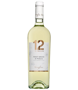 Varvaglione Vigne e Vini - Puglia Italië Varvaglione 12e Mezzo Pinot Grigio