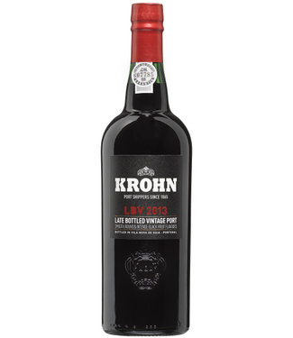 Krohn Port - Portugal Krohn Late Bottled Vintage Port