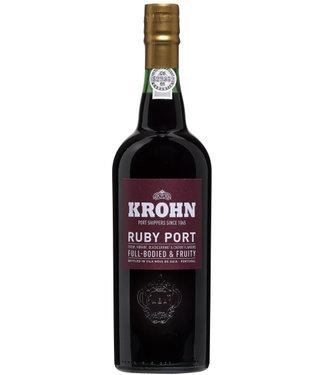 Krohn Port - Portugal Krohn Senador Port Ruby