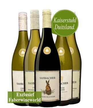 Sasbacher Winzerkeller - Kaiserstuhl Duitsland Wijnpakket de Bourgondische poort naar Duitsland