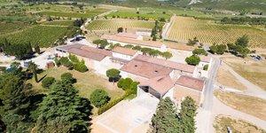 Château d'Aussieres wordt tot de beste wijnen van Frankrijk gerekend