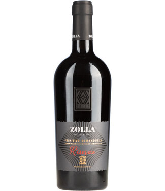 Farnese Vini - Ortona Chieti Italië Zolla Primitivo di Manduria Riserva