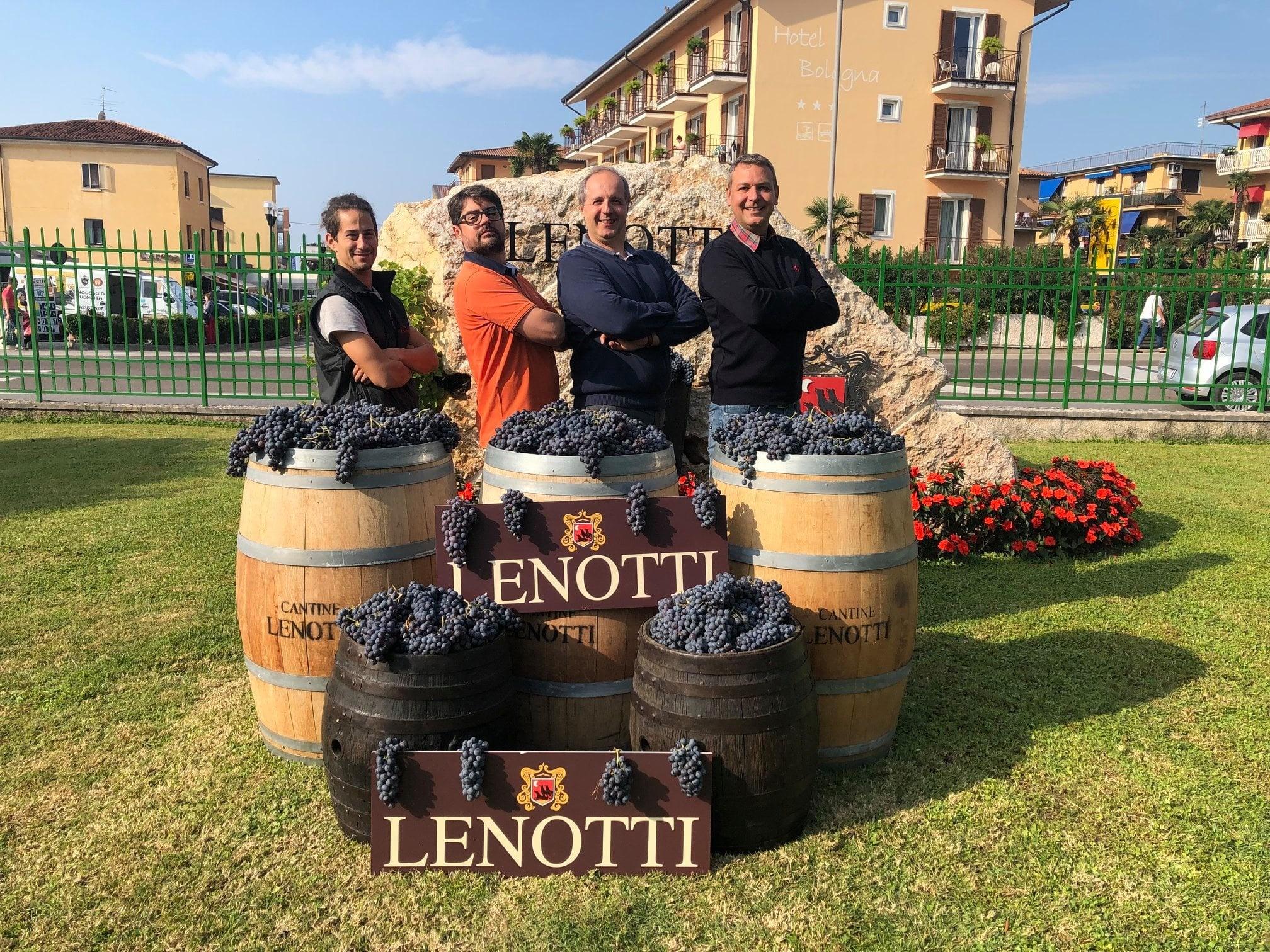 Cantine Lenotti terug van weggeweest !