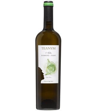 Cantine Teanum - Puglia Italië Cantine Teanum Alta Bombino Fiano IGP Puglia