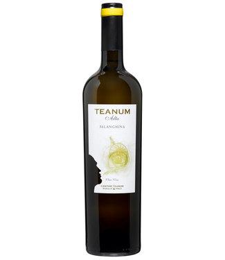 Cantine Teanum - Puglia Italië Cantine Teanum Alta Falanghina IGP Puglia