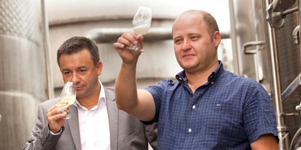 Xavier Roger toonaangevende Franse wijnmaker in de Languedoc