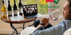 Online wijnproeverij personeelsvereniging Opsterland