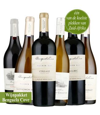 Benguela Cove Wine Estate Wijnpakket Cool Climate wijnen