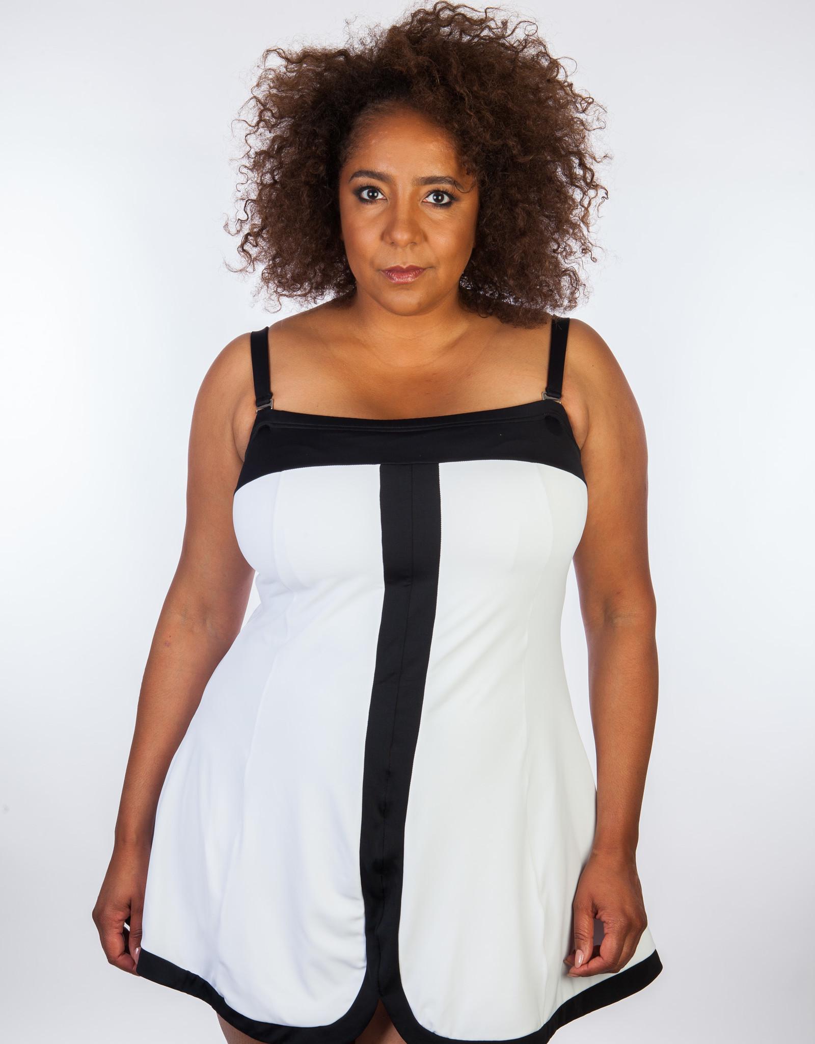 Dresskini Black & White