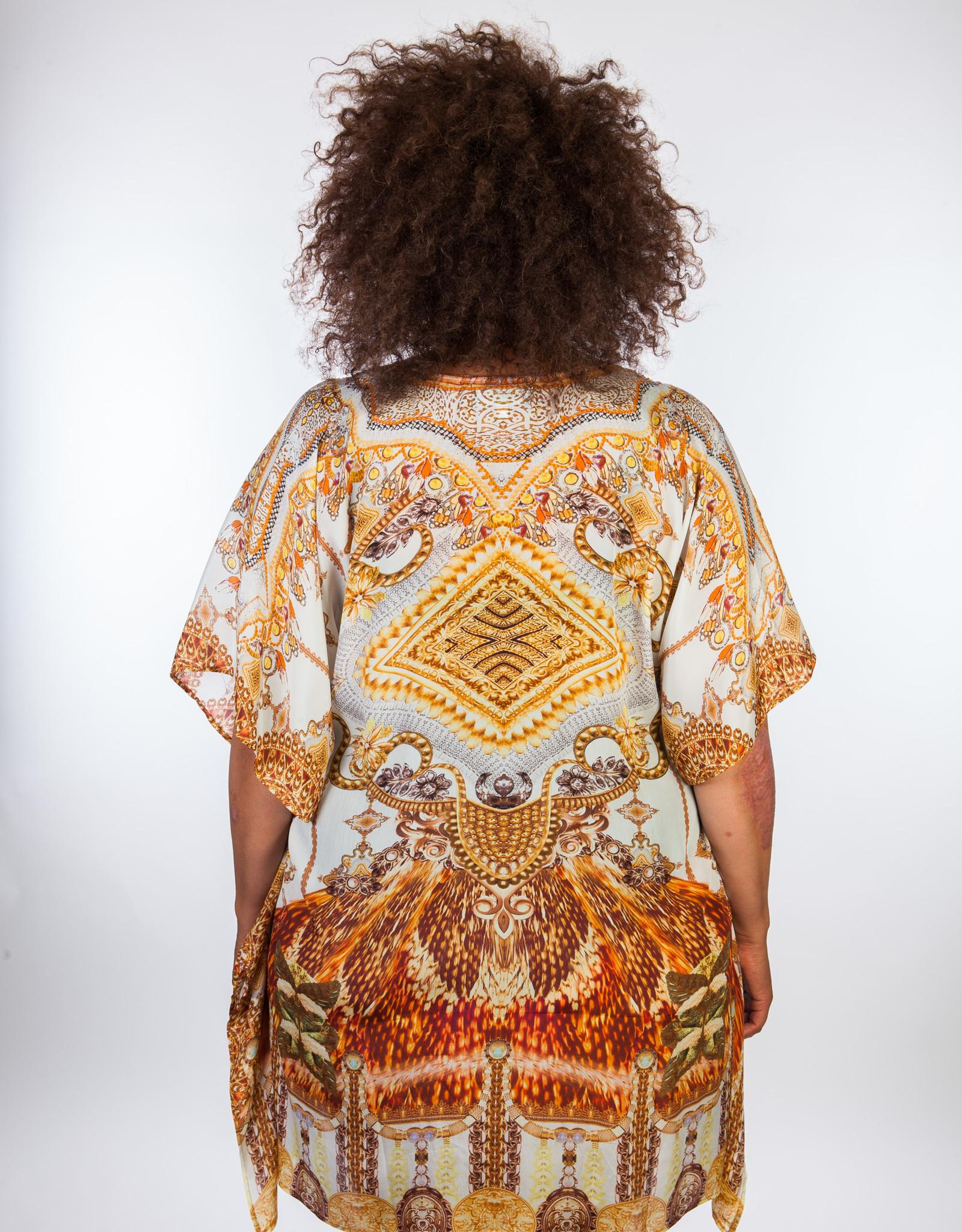 Dresskini Versace Look Print