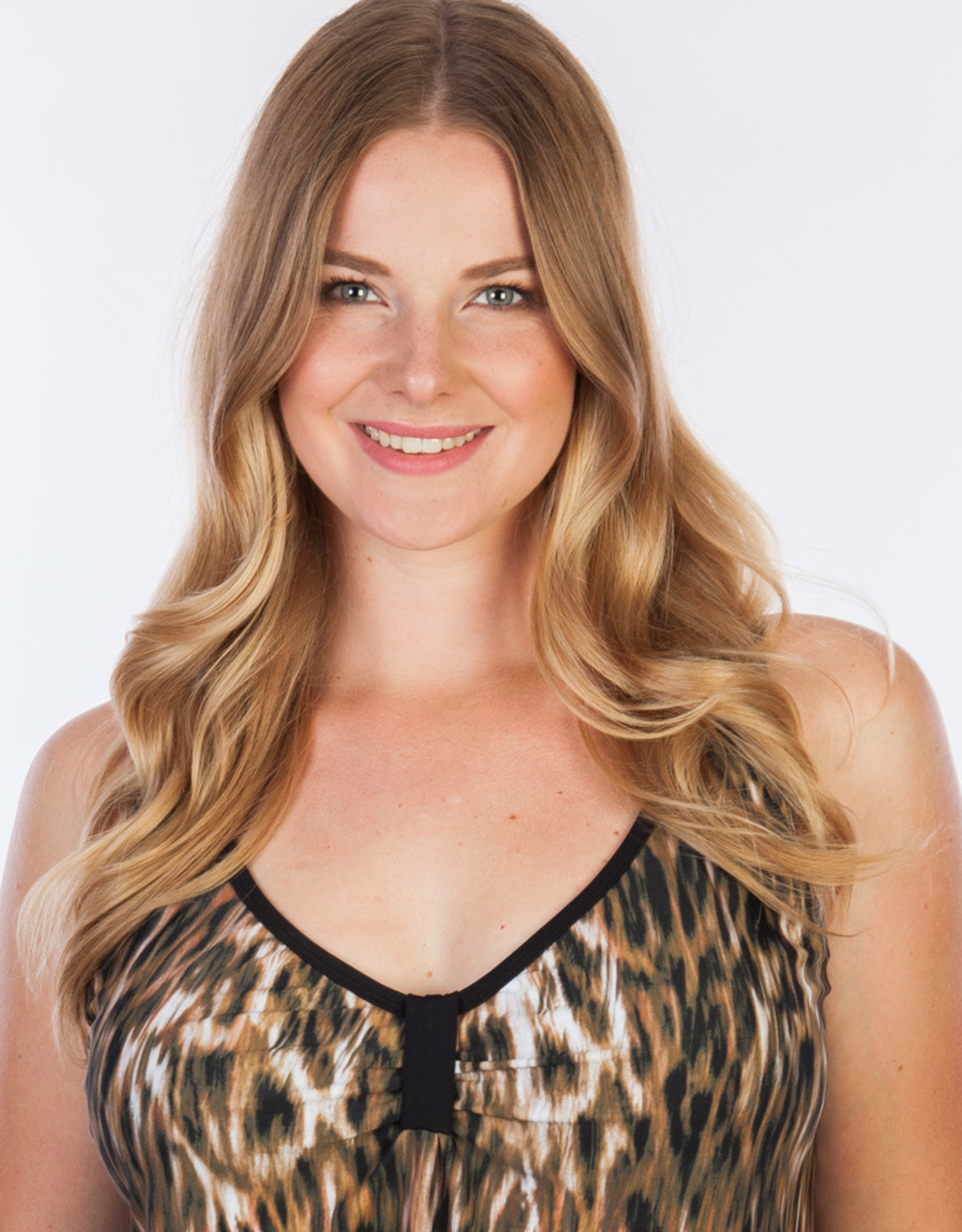 Dresskini Tiger Print Brown