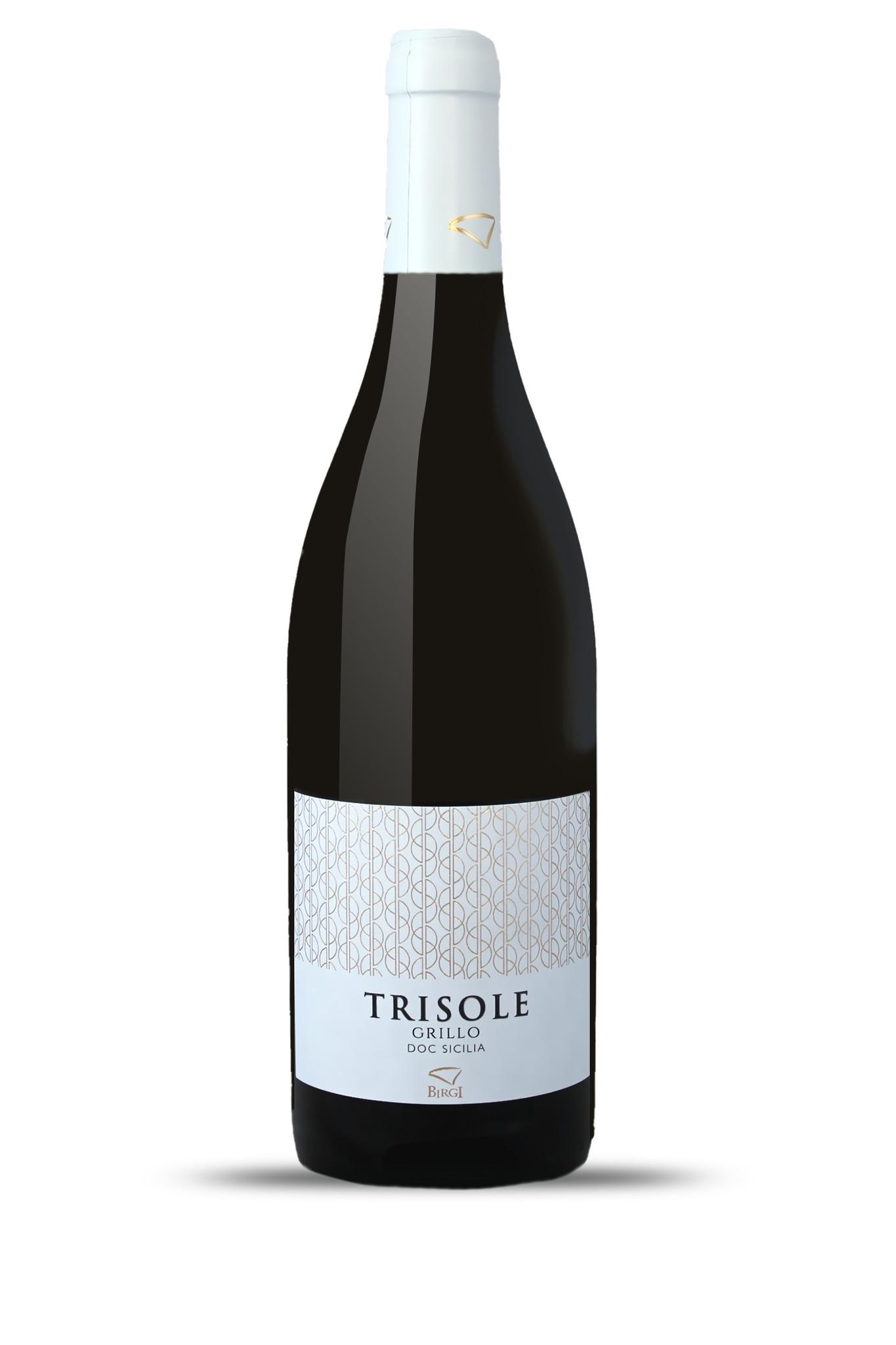 Trisole Grillo DOC Sicilia-1