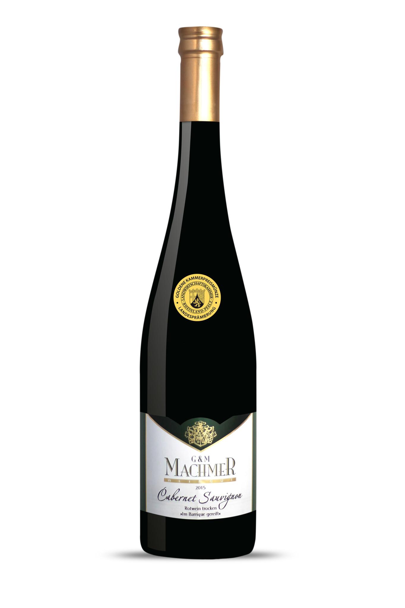 Cabernet Sauvignon Rotwein trocken Barrique-1