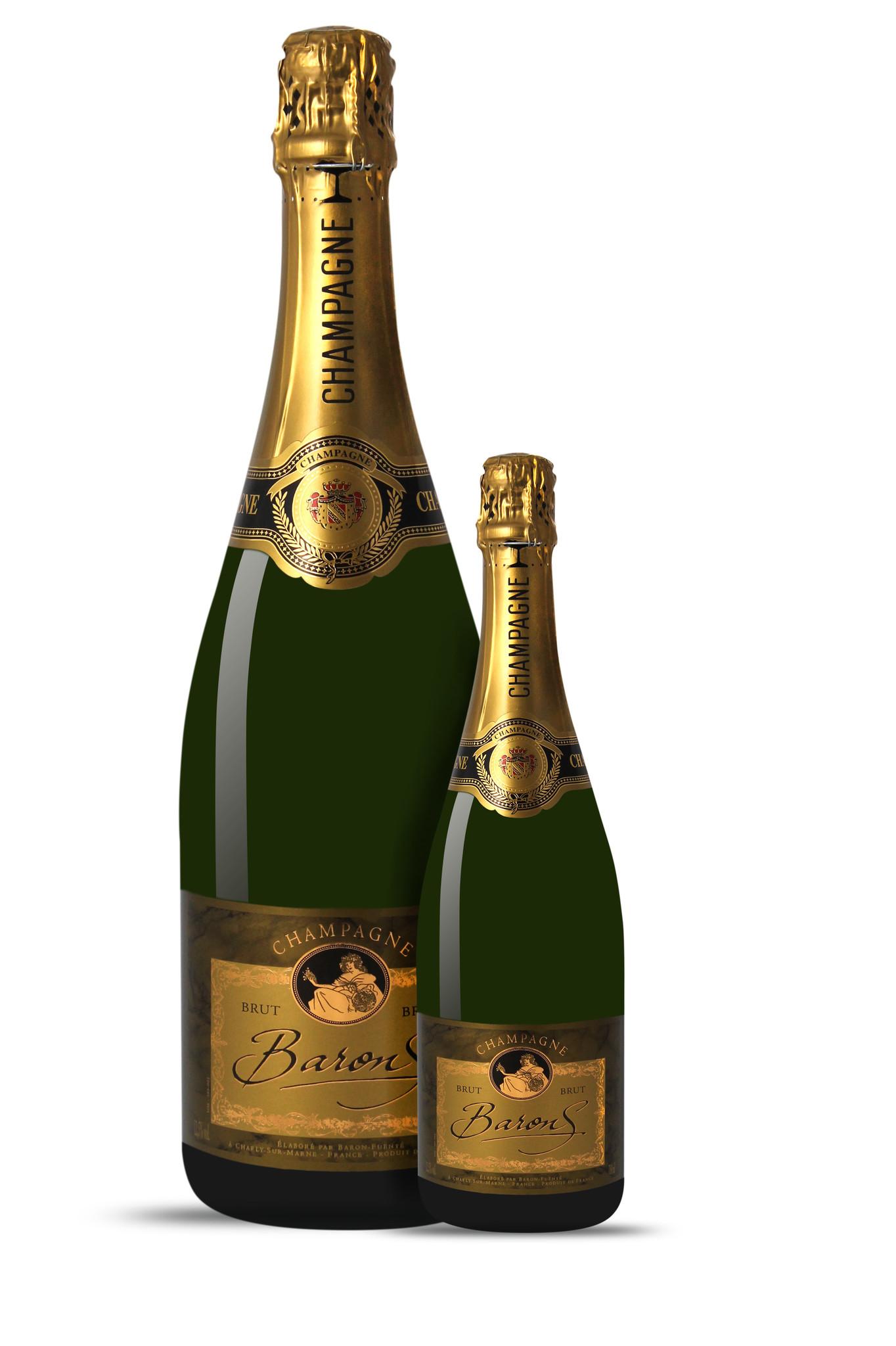 Champagne Baron's Grande Reserve  Brut-2