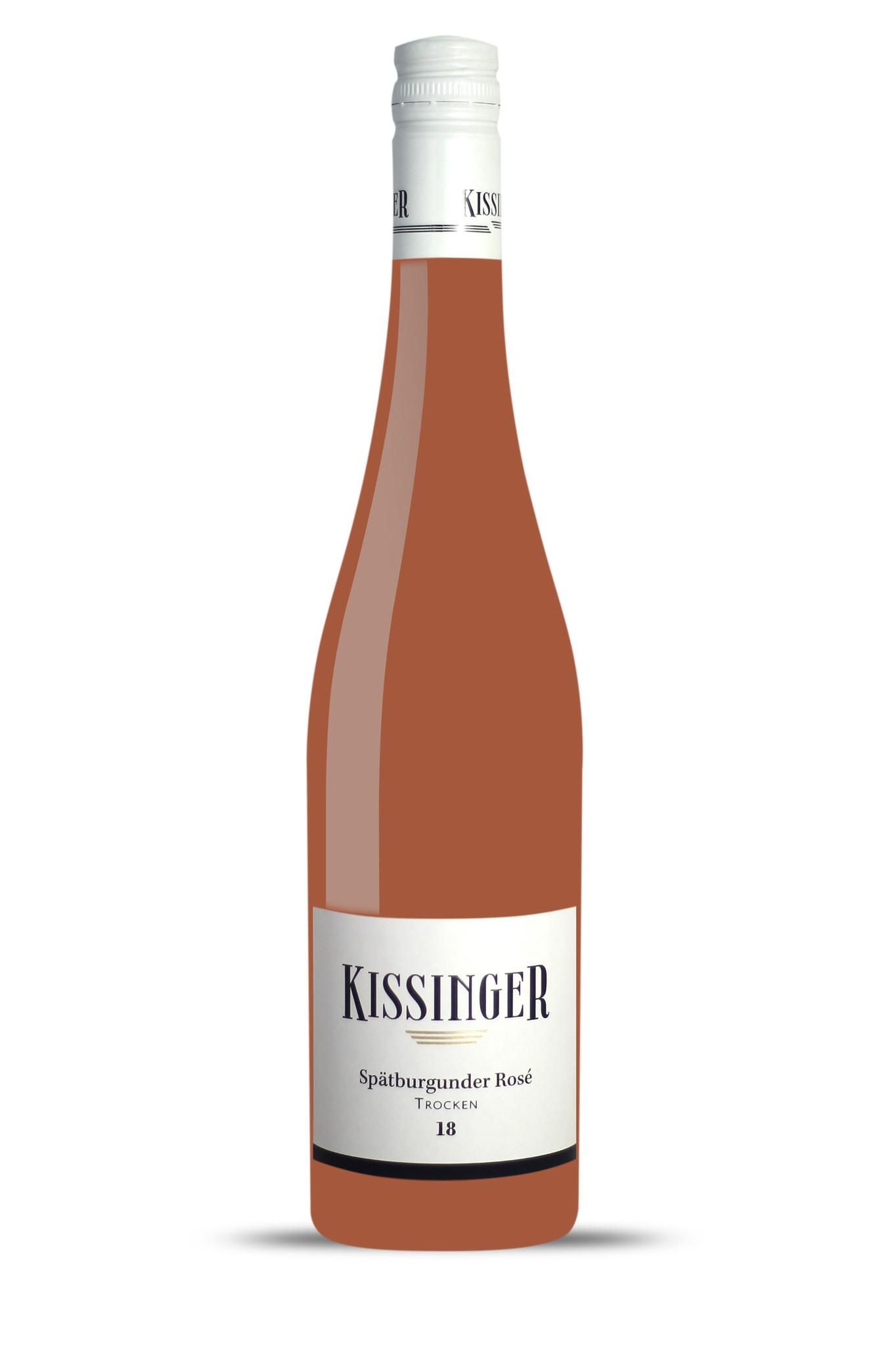 Spätburgunder Rosé trocken-1