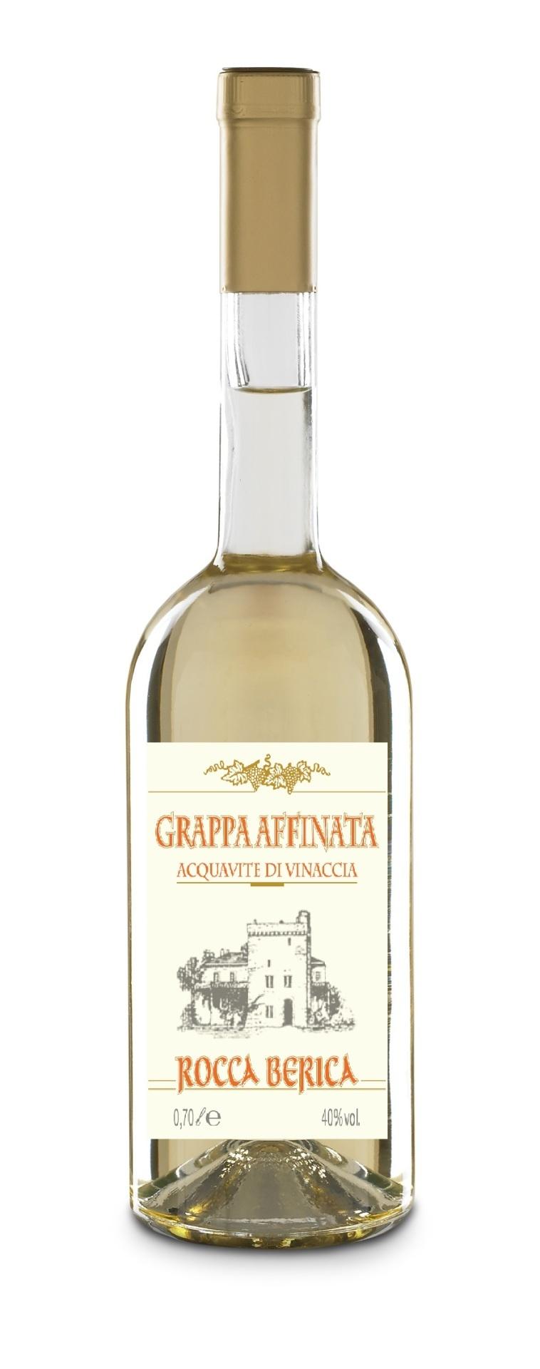 Grappa Affinata Rocca Berica-1