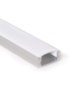 Purpl LED STRIP Aluminium profiel 1M 17,5 x 7mm opbouw