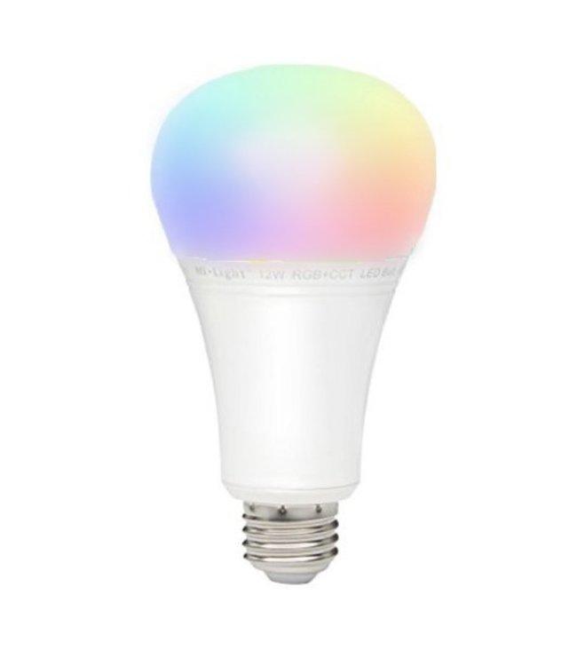 Milight E27 LED Lamp RGB+CCT 12W