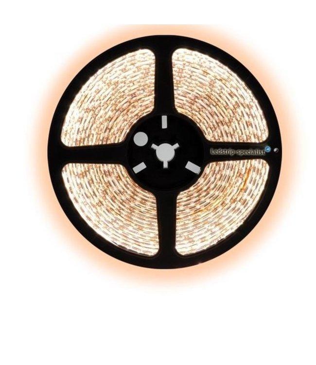 Purpl LED Strip Warm Wit | 5 meter | 60 leds p/m | 24V | IP20